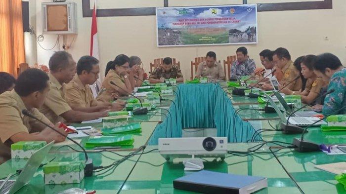 UGM Kerja Sama Pemprov NTT Kembangkan Budidaya Padi dengan Metode SRI