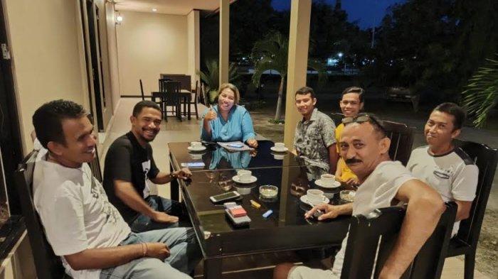 Rapat Perdana UTIPRO Sumba Timur, Ketua Umum Ali Fadaq Minta Fokus Bina Para Atlet