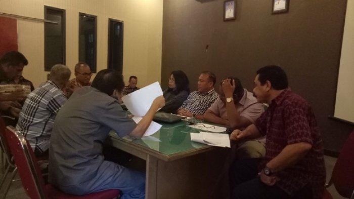 Ini Penyampaian Dinas PUPR Kepada Komisi III DPRD Kota Kupang