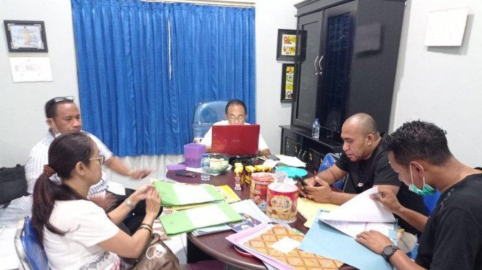Komite Pemilihan Verifikasi Berkas Bakal Calon Ketua, Wakil Ketua dan Anggota Exco Asprov PSSI NTT