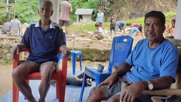 Rato Yagi Riada Dari Kampung Praigoli, Dalam Sejarah Baru Terjadi Pasola Tanpa Atraksi Pasola