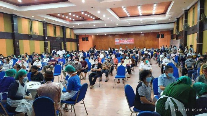 Kabid P2P Manggarai AsumtaDjone : Terpaksa Lain Tidak Dilayani Karena Sudah Over Kuota