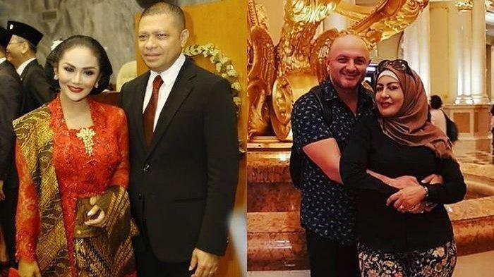 Raul Lemos Menikah dengan Krisdayanti, Ini Kabar Mantan Istri Raul Lemos