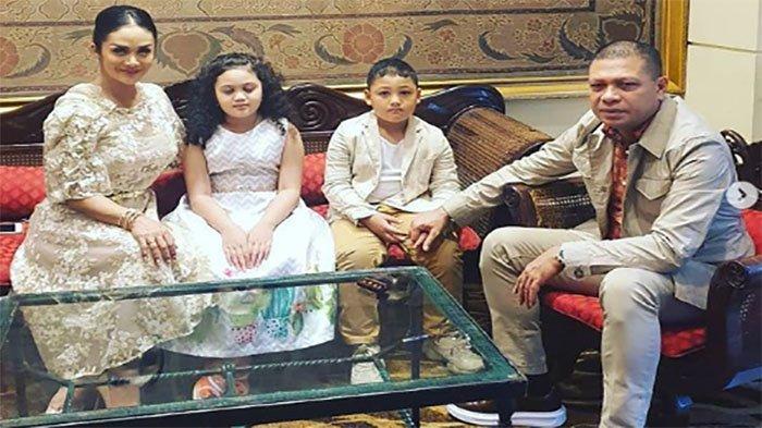 Keluarga Krisdayanti Rayakan Ultah Amora, Raul Lemos Banjir Pujian Gegara Singgung Azriel Hermansyah