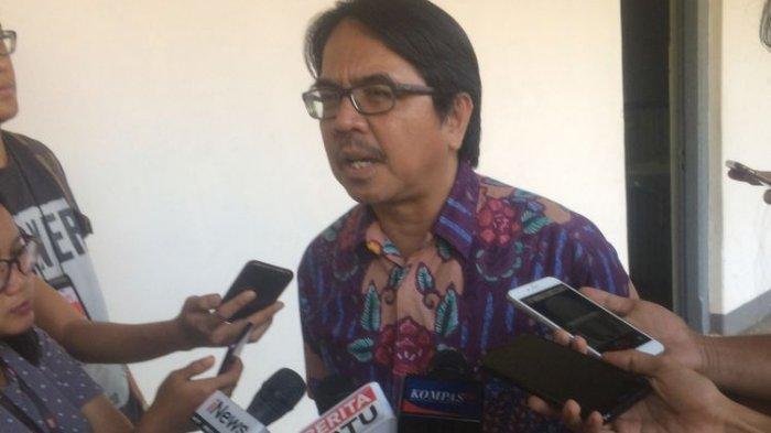 Rocky Gerung dan Refly Harun Sering Kritik Presiden, Jokowi tak Baperan, Tak ada Perlakuan Apa-apa