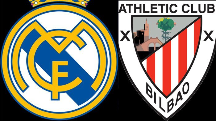 Live Streaming SCTV Real Madrid Vs Athletico Bilbao 02.30 WIB - Siaran Langsung Liga Spanyol