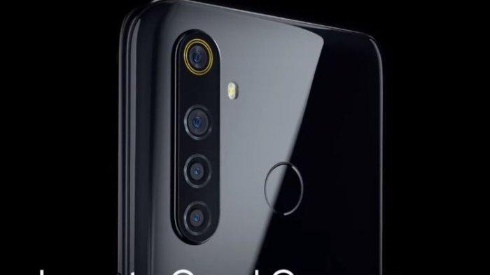 Cuma Rp1,8 Juta,Ini Spesifikasi Teknologi Quad Camera Realme 5, Lebar Lensa Kamera Capai 119 Derajat
