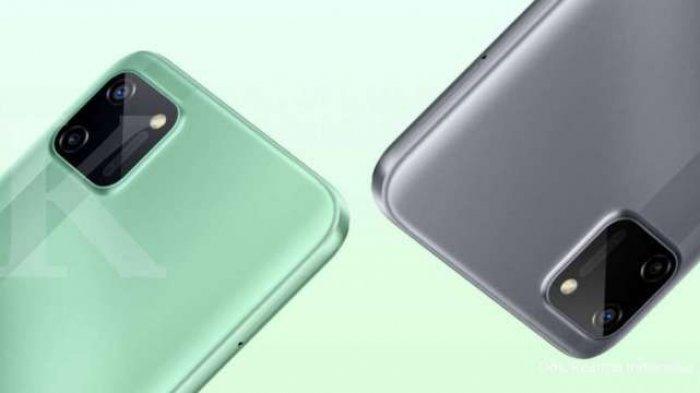 Harga HP Realme C11 Tahun 2021, Ponsel Favorit di Kelas HP Murah, Cek Varian Spesifikasi dan Harga