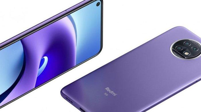 Spesifikasi dan Harga Redmi Note 9T 5G yang Akan Diluncurkan di Indonesia