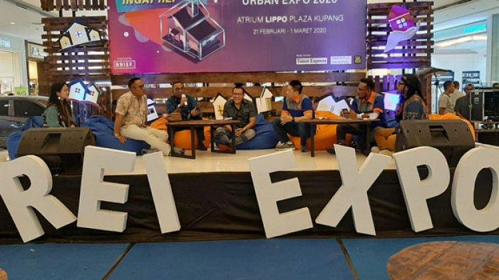 REI Expo 2020 Sasar Kaum Millenial Miliki Rumah