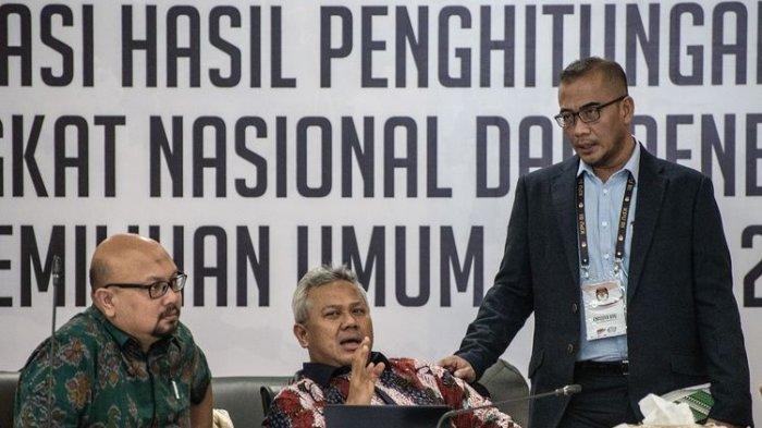 Rekapitulasi KPU di 27 Provinsi: Ini Partai Masuk Tiga Teratas Perolehan Suara Pemilu 2019
