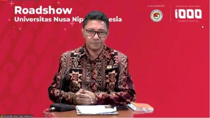 Kominfo RI Roadshow Gerakan Nasional 1.000 Startup Digital di Unipa Indonesia