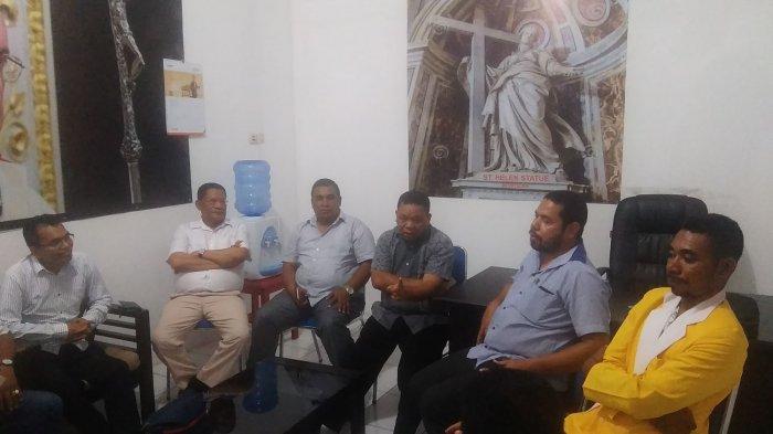 Ganti Ketua Yayasan Servas Mario, Universitas San Pedro Diharap Lebih Maju