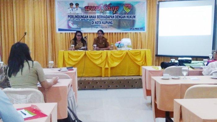 Rendah Keterlibatan Masyarakat Dalam Perlindungan Anak Berhadapan dengan Hukum di Kota Kupang