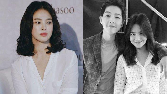 Resmi Bercerai, Song Hye Kyo Hapus Semua Foto Song Joong Ki di Akun Instagramnya