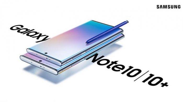 Resmi Diluncurkan, Ini Spesifikasi dan Harga Samsung Note 10 dan Note 10 Plus