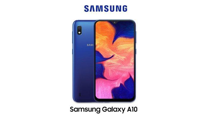 Resmi Diperkenalkan, Ini Harga & Spesifikasi Samsung A10, Apa Bedanya dengan Galaxy A10 Sebelumnya?