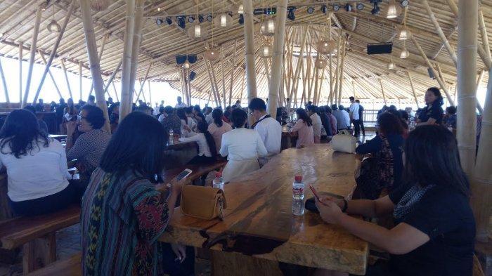 TRIBUN WIKI: Restoran Bambu Satu-Satunya Entertaining Lifestyle dengan 13 Venue