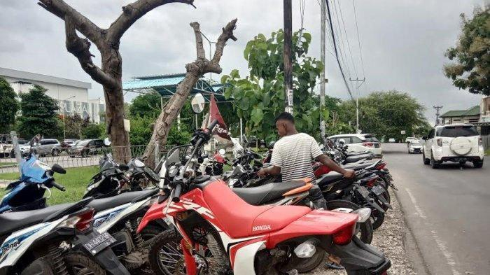 Retribusi Parkir Kota Kupang