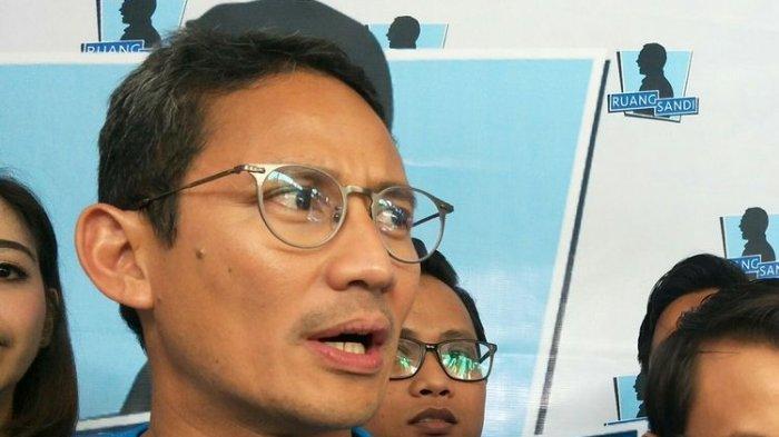 Revisi UU KPK, Ini Pandangan Sandiaga Uno Soal Dewan Pengawas KPK dan Penyadapan