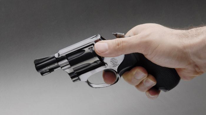 Ini Jenis senjata yang Diduga Digunakan Aiptu Frasisco Saat Menembak Dirinya