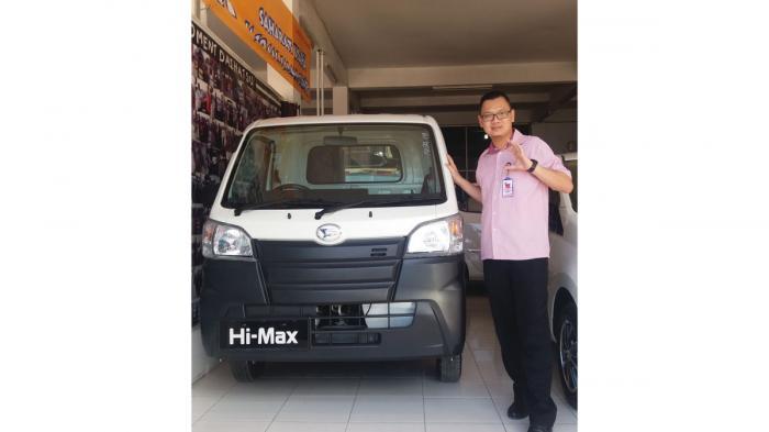 Daihatsu Kupang Luncurkan Pick Up Hi Max Harga Mulai 110 Jutaan Pos Kupang