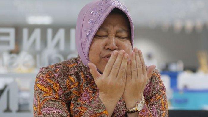2 Skenario Besar Walikota Risma Agar Penularan Covid-19 di Kota Surabaya Berakhir