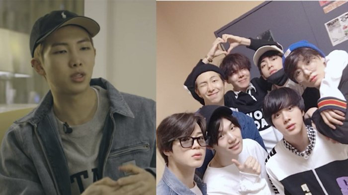 RM BTS Malu Setengah Mati Karena Member BTS Lakukan Ini Saat Wawancara Gunakan Bahasa Inggris