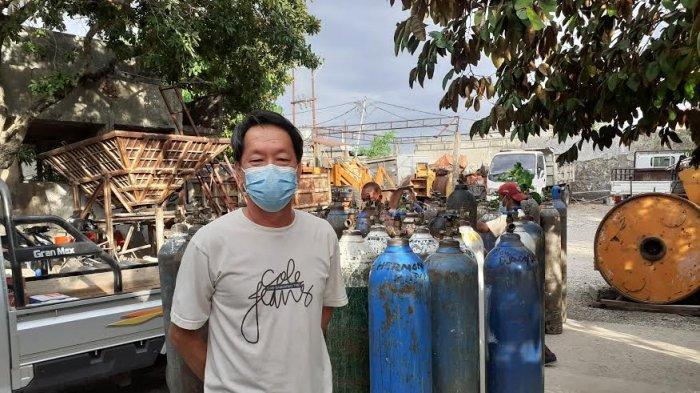 Pengusaha Oksigen, Robby : Kebutuhan Oksigen Mulai Meningkat