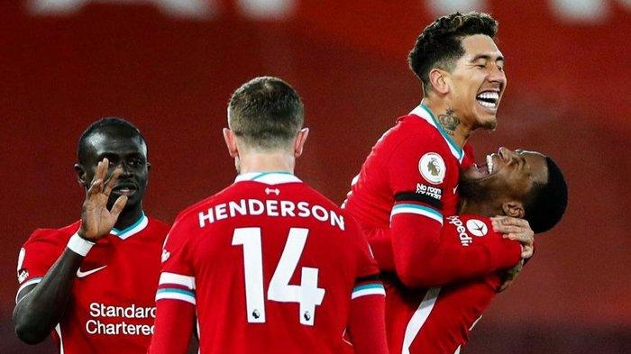 The Reds Berpeluang Lolos ke Perempat Final, Liverpool Bikin RB Leipzig Melempem di Kandang,0-2!