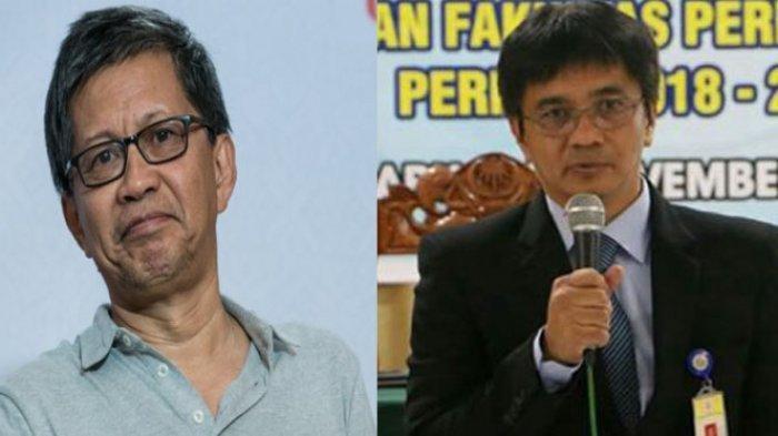 Terkenal Suka Kritik, Ternyata Ini Sosok Dikagumi Rocky Gerung, Bukan Luhut, Prabowo Apalagi Jokowi