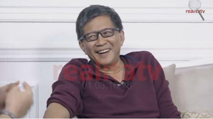 Rocky Gerung Gagap Jawab Pertanyaan Rahma Sarita, Bintang ILC TV One Bikin Ade Armando Sampai Begini