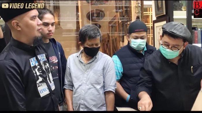 Ahmad Dhani Dikabarkan Maju Pilkada Surabaya, Tapi Penasihat Hukum Hendarsam Marantoko, Belum Tahu
