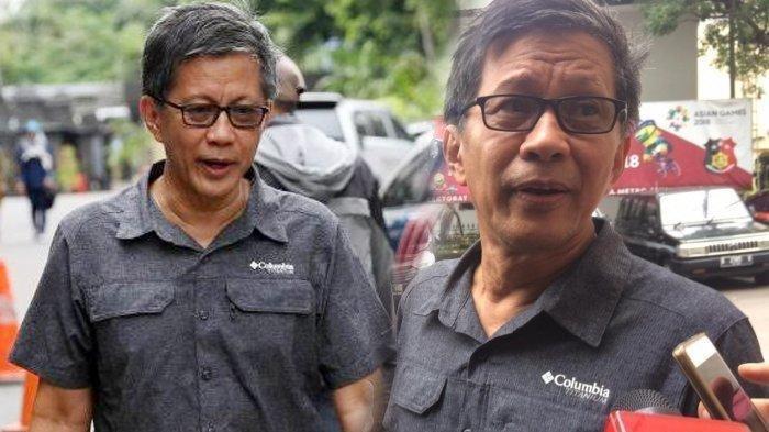 Bintang ILC Rocky Gerung Sebut Sri Mulyani Stres di Jaman Jokowi, Padahal Dipuji Saat Jaman SBY