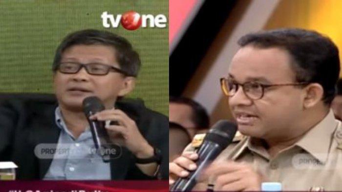 Rocky Gerung Jagokan Anies Baswedan Capres 2024, AHY Putra SBY hingga Sandiaga Uno Eks Wakil Prabowo