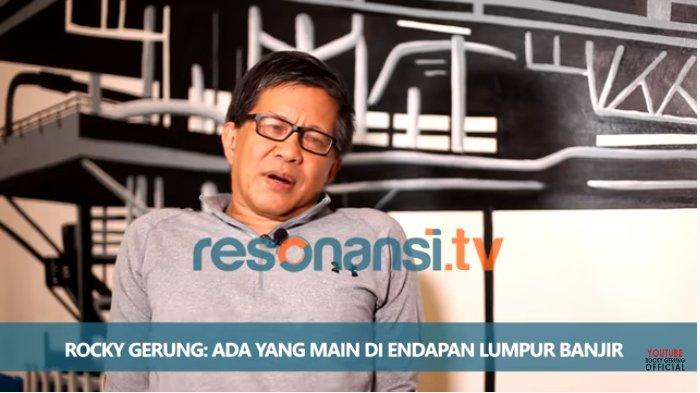 Heboh Rocky Gerung Sebut Jokowi Berpotensi Buat Partai Baru, Singgung Soal PDIP & Pilpres 2024