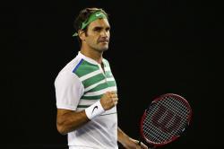 Roger Federer Mengawali Perburuan Gelar ATP ke-100 di Dubai