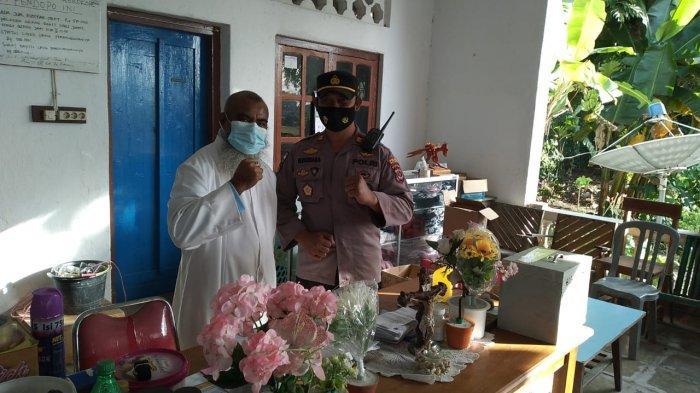 Uskup Atambua Keluarkan Seruan Moral Terkait Pandemi Covid-19