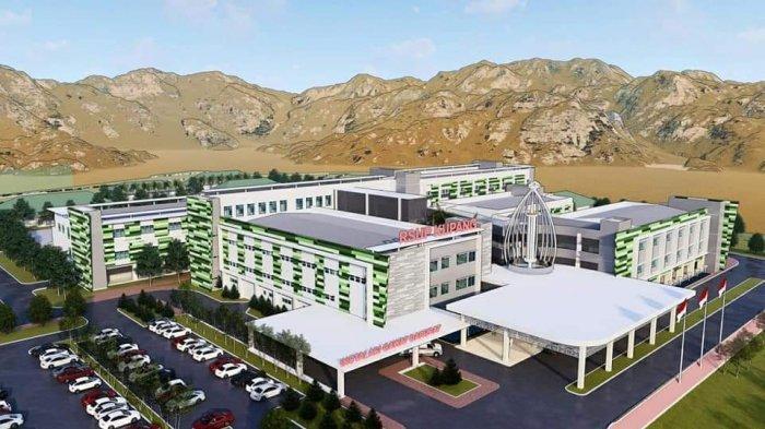 RSU Pusat NTT di Manulai Tahun Ini Mulai Dikerjakan