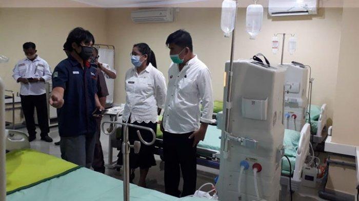 RSUD Atambua Soft Opening Tujuh Unit Alat Cuci Darah