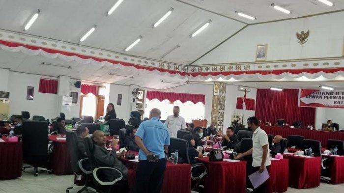 Pasca Dimedias, Wakil Ketua I Pimpin Sidang Lanjutan LKPj Walikota Kupang