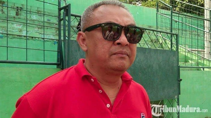 General Manager Arema FC, Ruddy Widodo saat ditemui di Stadion Gajayana, Kota Malang, Selasa (4/2/2020