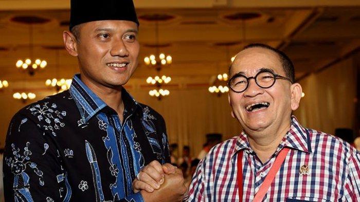 Balas Kritikan Andi Arief Soal Warna Pesawat Kepresidenan,Ruhut Sitompul Bandingkan AHY dan Moeldoko