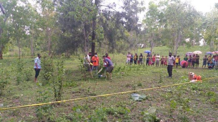 Penemuan Jenazah di Hutan Aijoamnanu Kabupaten TTU, Gegerkan Warga Sekitar