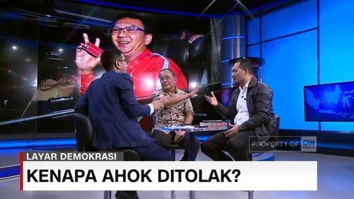 Debat Sengit dengan Boni Hargens Soal Kompetensi Ahok di Pertamina, Reaksi Said Didu Mengejutkan!
