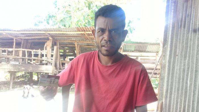 Petani di Wilayah Kelurahan Bello - Kota Kupang Senang Dapat Kartu Tani