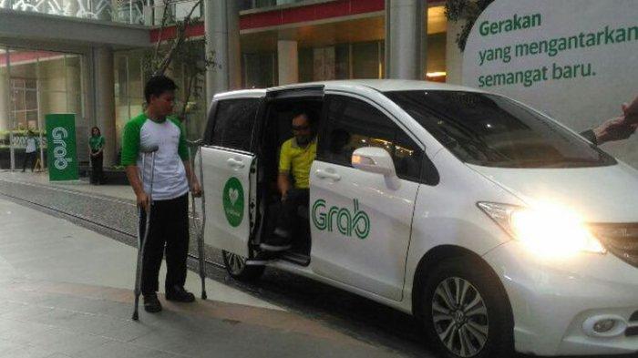 Dukung Asian Para Games, Grab Sediakan 500 Kendaraan untuk Penyandang Disabilitas