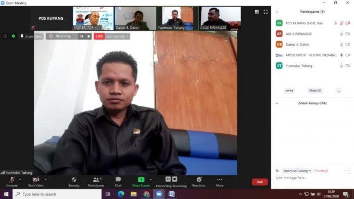 DPRD Kota Kupang Berharap Pemprov NTT Tindaklanjuti Aspirasi Masyarakat Semau