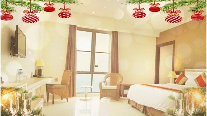 TRIBUN WIKKI : Hotel On the Rock Jadi Rumah Saat Natal