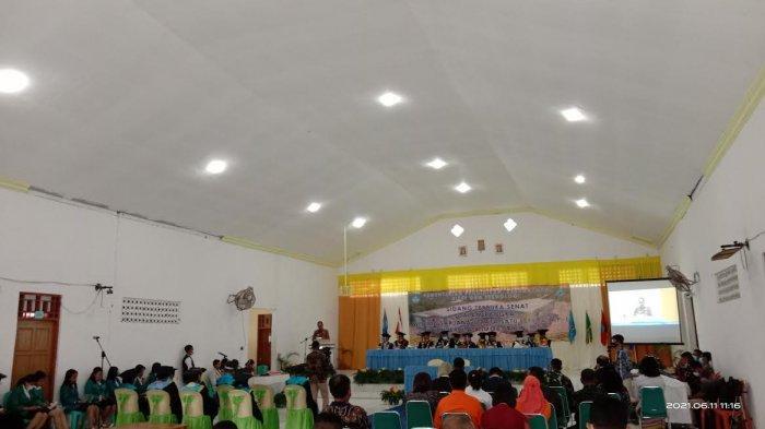 Bupati TTU : Lulusan Universitas Timor Jadi Penggerak dan Pelopor Pembangunan